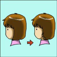 髪型補完計画