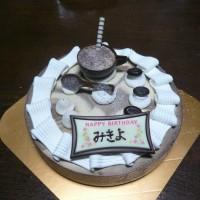 アイスケーキ♪